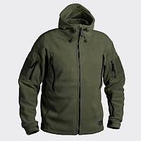 Куртка Helikon Patriot - Double Fleece Olive