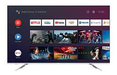 Телевізор зі смарт тв HISENSE 55B7700UW 4K UHD LED, WIFI, T2 Smart TV діагональ 55 дюймів, фото 2