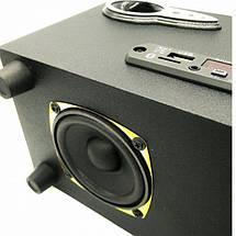 Компьютерные колонки акустика Zee-Cool ZC-215 Чёрные, фото 3