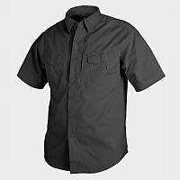 Рубашка Helikon Defender с к/рукавом - Canvas Black