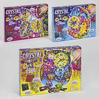 Набор для творчества Crystal Mosaic Clock CMC-01-01,02,03 8 Данко Тойс - 219389