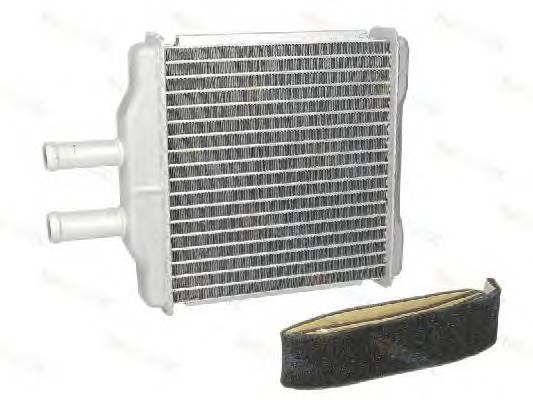 Радиатор печки Chevrolet Lacetti 2005-2013 170-163-22