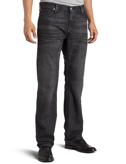 Мужские джинсы LEVIS 505® Straight Jeans house cat