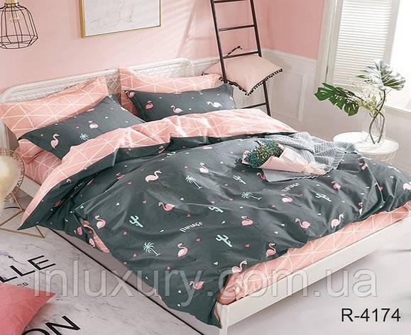 Комплект постельного белья с компаньоном R4174, фото 2