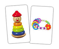 """Карточки Игры-парочки """"Парочки за темами"""", 15 пар карточек, 275417"""