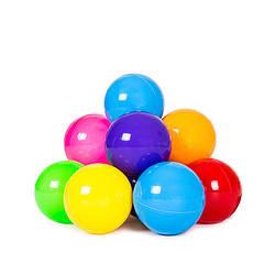 Шарики цветные, диаметр 9см., Бамсик, 0269
