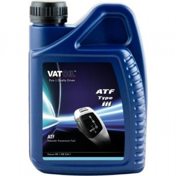Трансмиссионное масло VATOIL ATF TYPE III 1л