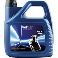 Трансмиссионное масло VATOIL ATF TYPE III 4L