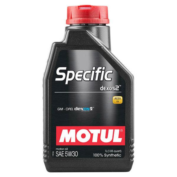 Синтетическое моторное масло - SPECIFIC DEXOS2 5W30 1л