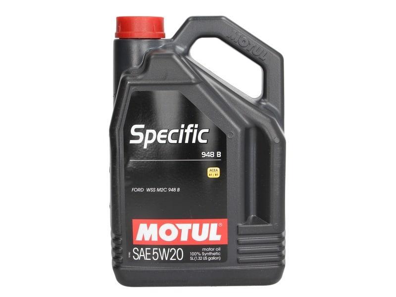 Синтетическое моторное масло - SPECIFIC 948B 5W20 5л
