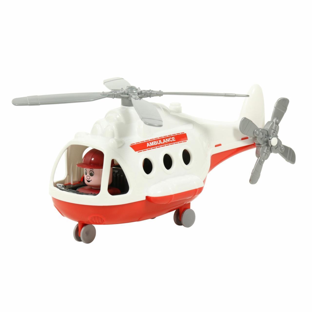 """Вертолет-скорая помощь """"Альфа"""", Полесье, 72399"""