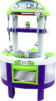 """Кухонный набор """"BABY GLO"""" №1, плита, духовка, посудомоечная машина, Полесье, 44938"""