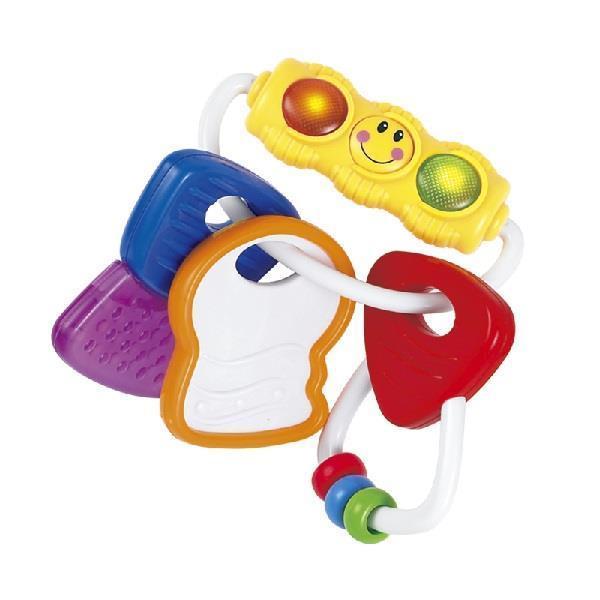 Погремушка Hola Toys Ключики (306E)