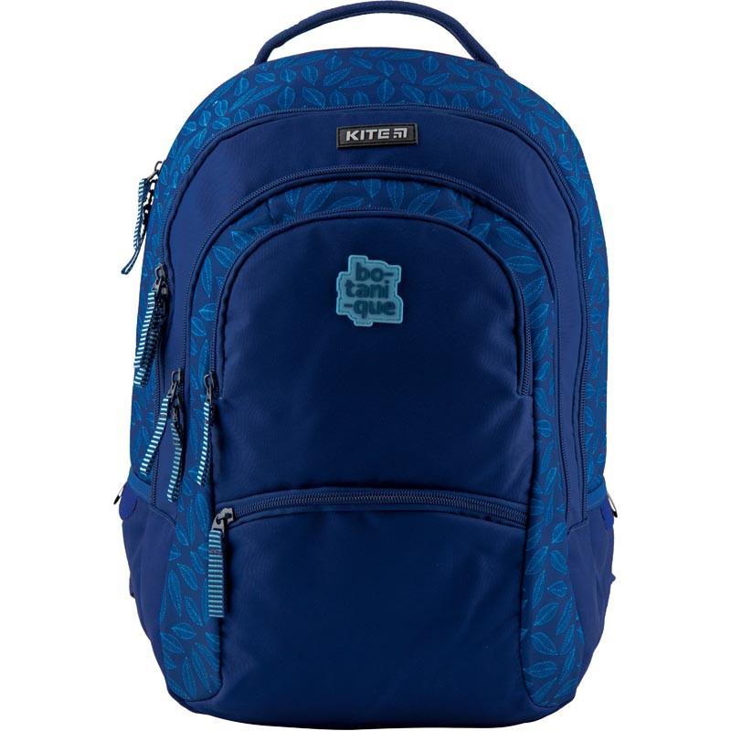 Рюкзак синий, Kite Education, K19-881L-1