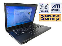 Ноутбук Samsung R522 15.6 (1366x768) / Intel Pentium T4300 (2x2GHz) / Radeon HD 4330 / RAM 4Gb / HDD 320Gb / АКБ 33Wh / Сост. 8.5/10 БУ