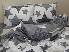 Комплект постельного белья с компаньоном S369, фото 2