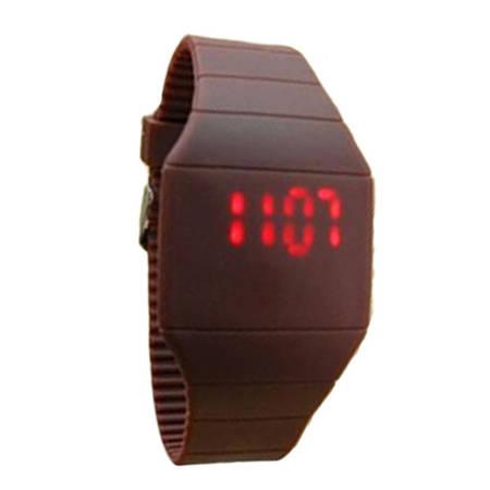 Женские Led часы Brown