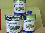 Акрилова автоемаль MOBIHEL (мобихел) Чорна № 601 (0,75 л) без затверджувача., фото 4