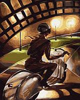 Картина по номерам Малишка на драйве - 228912