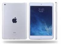 Прозрачный силиконовый чехол oneLounge ClearGel для iPad Air 2