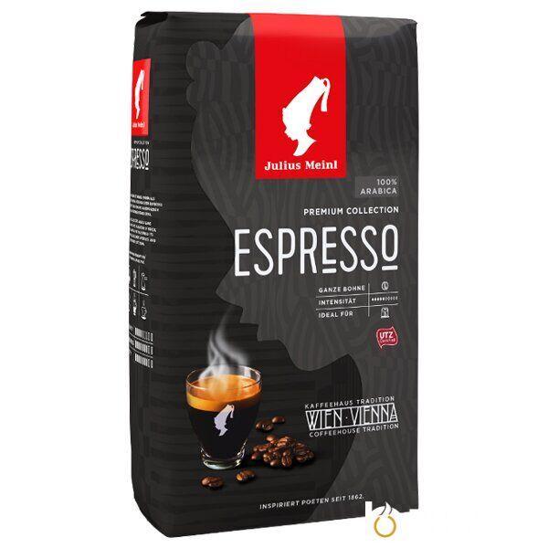 Кофе в зернах Julius Meinl Espresso UTZ 0,5кг