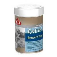 8 в 1 Бреверс Витамины с пивными дрожжами для кошек и собак (8 in 1 Excel Brewers Yeast), банка 260 таб