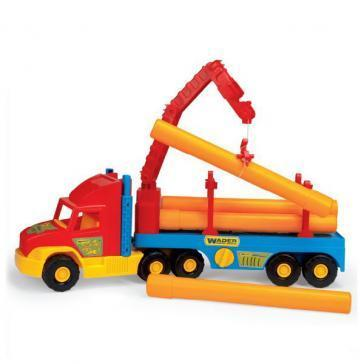 "Строительная машинка Wader ""Super Truck"", 36540"
