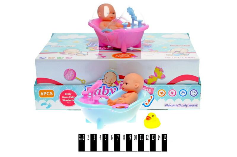 Пупс в ванной, 6167