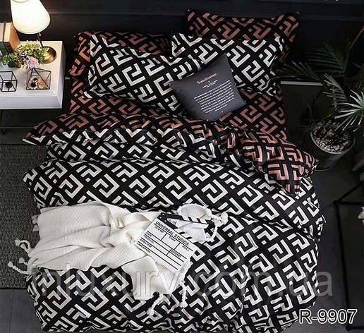 Комплект постельного белья с компаньоном R9907, фото 2