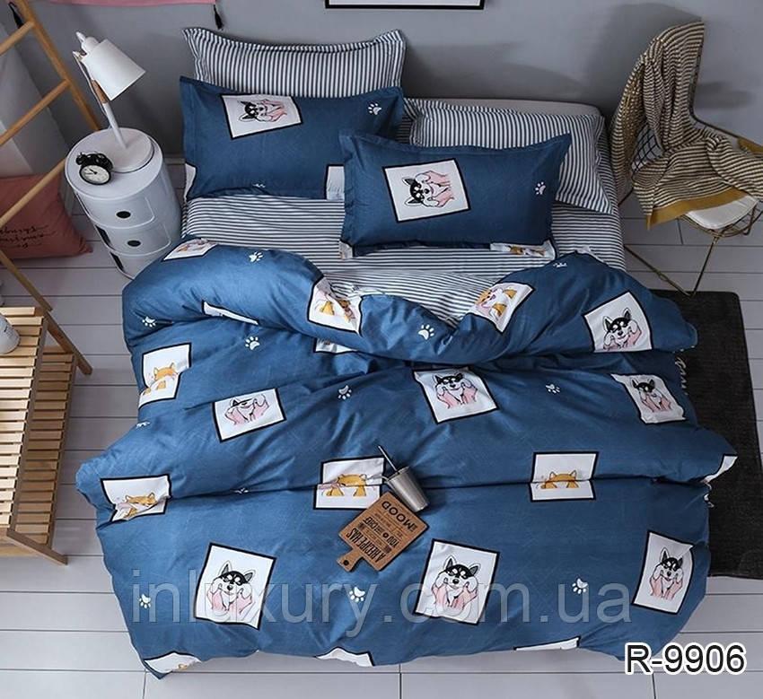 Комплект постельного белья с компаньоном R9906
