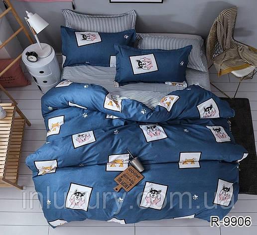 Комплект постельного белья с компаньоном R9906, фото 2