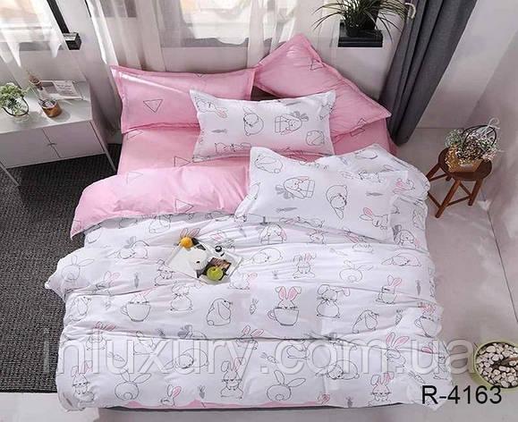 Комплект постельного белья с компаньоном R4163, фото 2