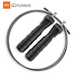 Скакалка скоростная Xiaomi Yunmai Sports Jump Rope YMHR-P702 (Standart Version, Черный)