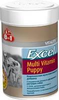 8 in1 ( 8 в 1) Excel Multi Vitamin Puppy Мультивитамины для щенков 100 табл.
