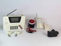 Сигнализация DOUBLE NET GSM  + датчик движения. интелектуальная сигнализация для дома