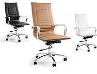 Офисное компьютерное кресло ASTER, эко-кожа,три цвета на выбор