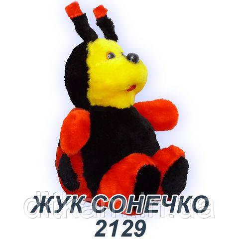 Мягкая игрушка Жук Божья Коровка (25 см)