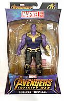 Фигурка Танос, с держателем, Мстители Война бесконечности - Thanos, Avengers, Infinity War, Marvel - 143316