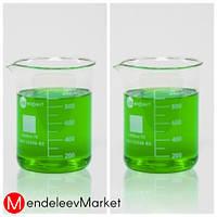Стакан термостойкий низкий 1000мл + 1000мл, стакан лабораторный, стакан термостойкий, стакан химический