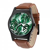 Часы Ziz Тропическая зелень в подарочной коробке и доп. ремешок - R156336