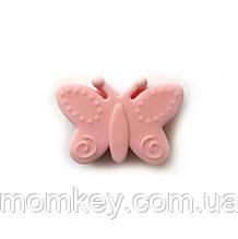 Метелик (рожевий кварц)