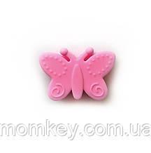 Метелик (рожевий)