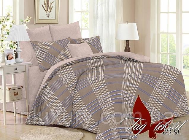 Комплект постельного белья с компаньоном SL323, фото 2