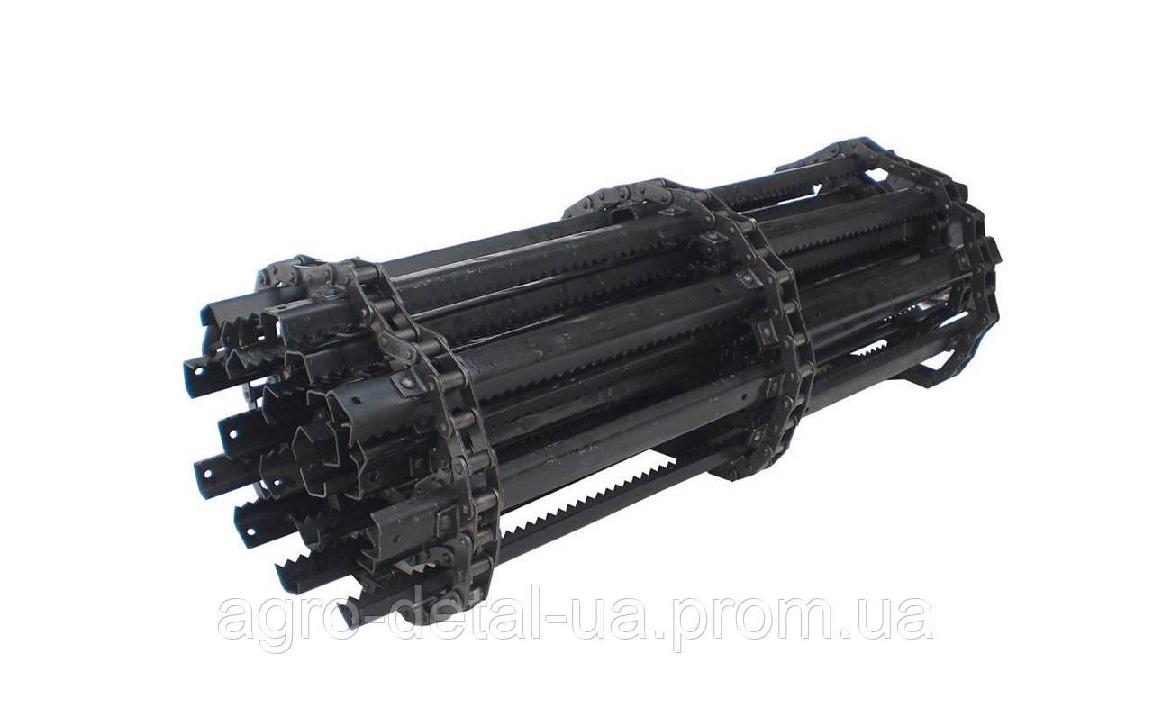 Транспортер 54-1-4-4 наклонной камеры усиленная цепь (Краматорск) комбайна Нива СК-5М
