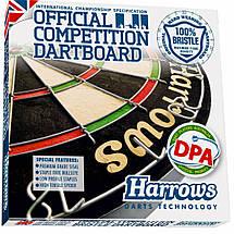 Фирменный набор дартс Harrows Англия Competition, фото 2