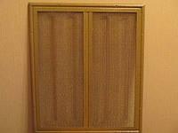 5-ти секционная металлическая решетка