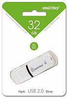 USB флеш-накопитель Smart Buy Paean Series White 32 Gb