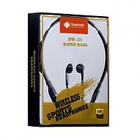 Блютуз стерео гарнитура DeepBass DW-31 - 233044