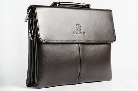 Небольшой мужской портфель Bradford 9824-6 Brown