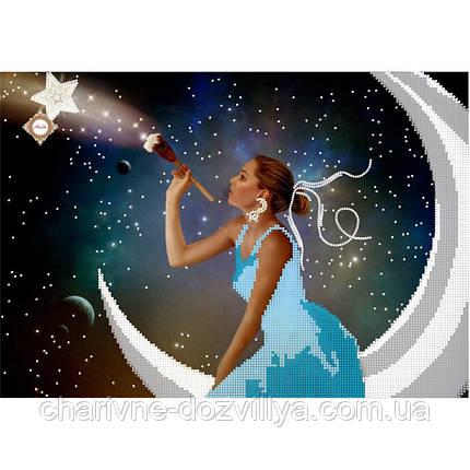 Схема для вышивки бисером Звездочка желаний, фото 2